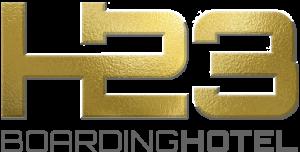 H23 Boardinghotel Logo