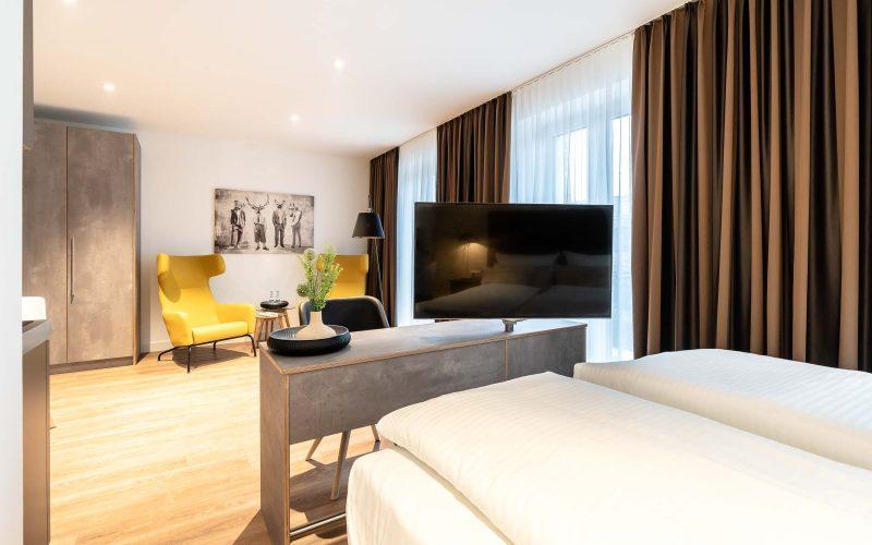 Hotel H23 Doppelzimmer