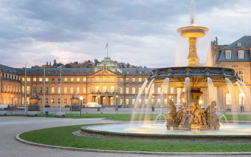 Stuttgart-Schlossplatz