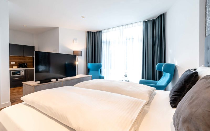 H23 Hotel Stuttgart Apartment